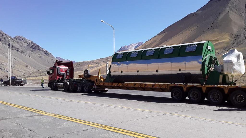 Chile receives the first Continuous Digesters