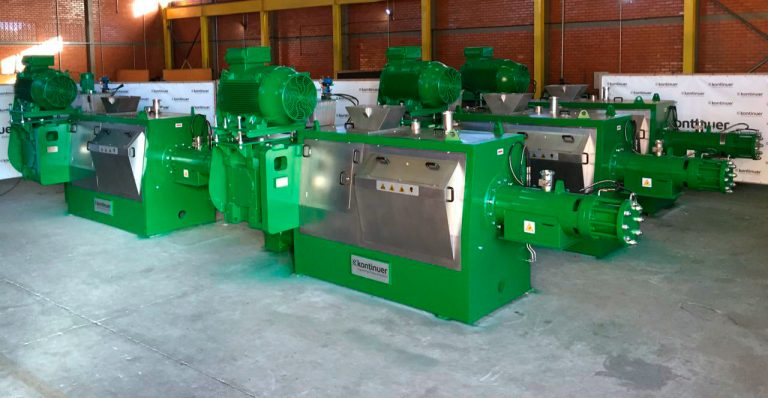 Innovative project of Continuous Presses in SP and MT