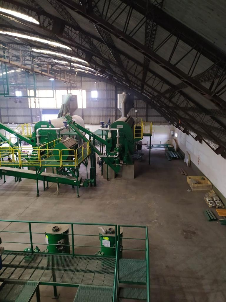 Accelerated assembly in Argentina